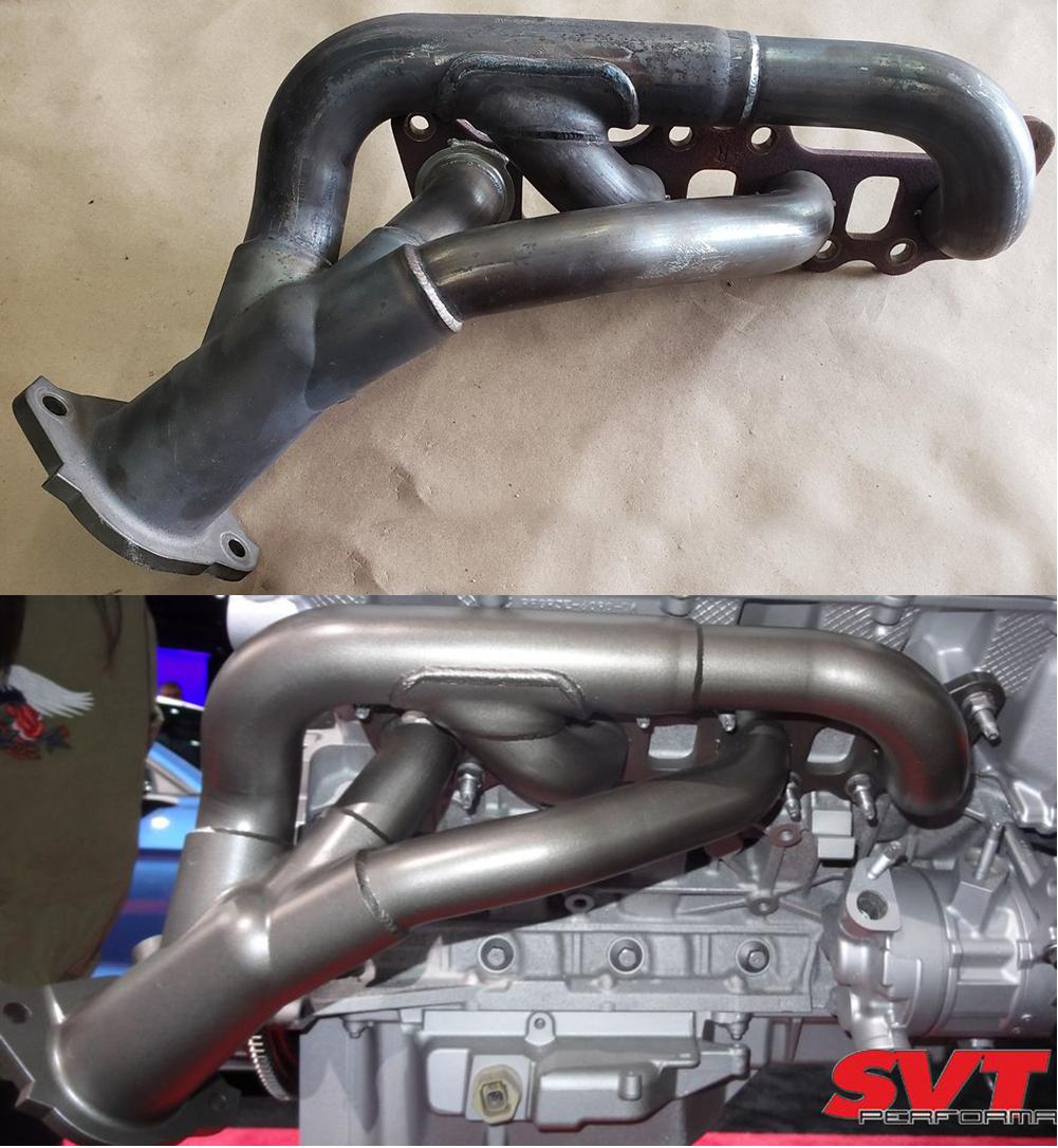 __GT500 GT350 exhaust manifold comparison1.jpg