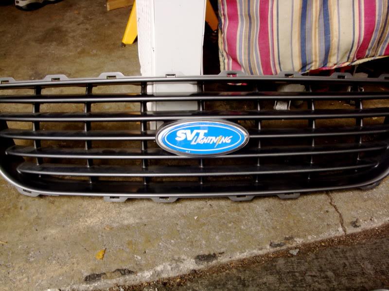 2006 Ford F150 For Sale >> 2003 Ford Lightning Grille | SVTPerformance.com