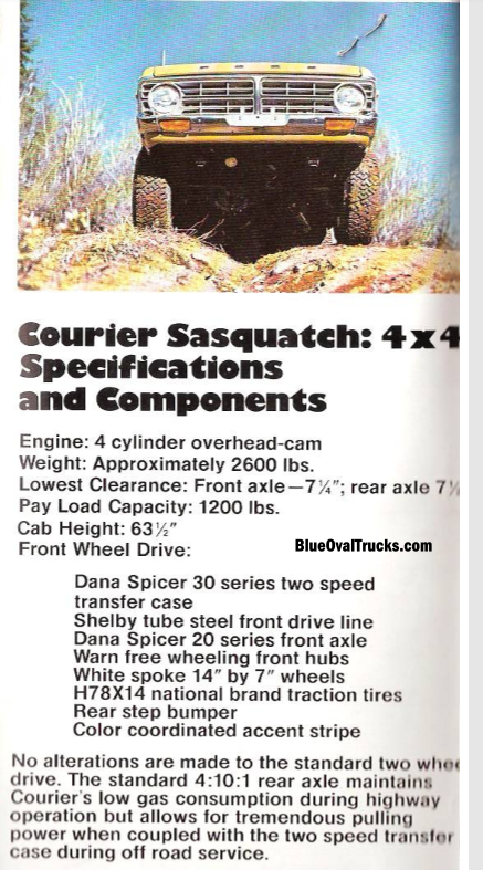 ford_courier_sasquatch_specifications.png