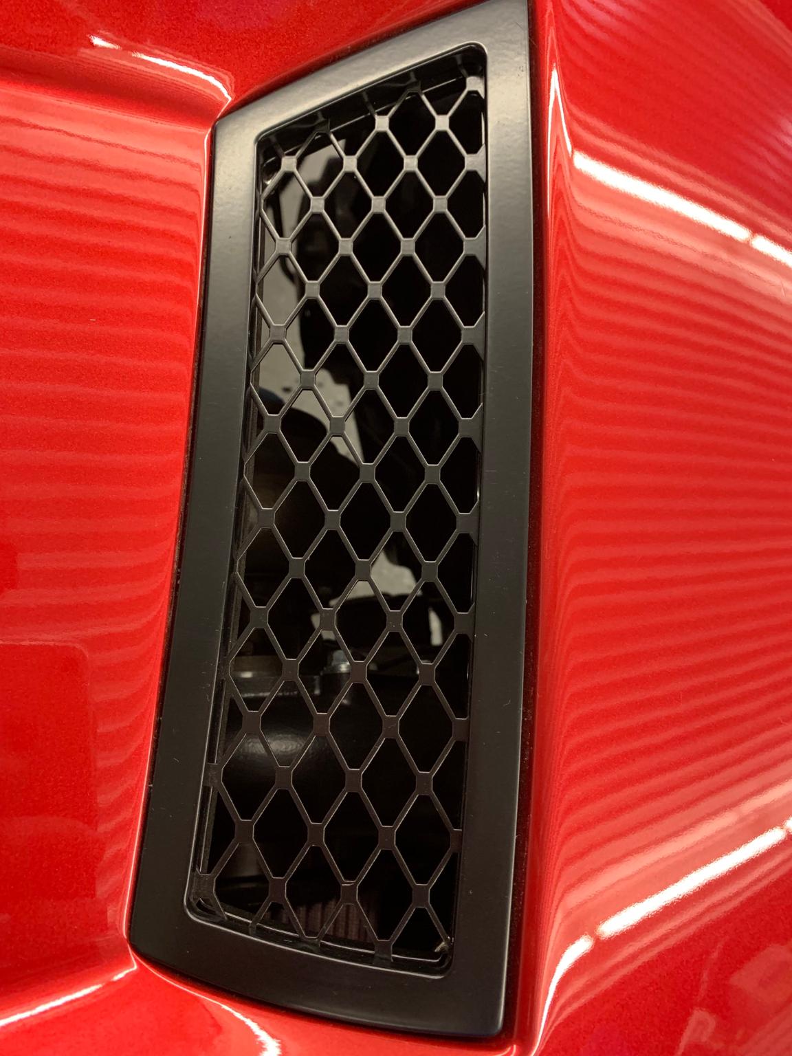 New TF hood vents | SVTPerformance.com